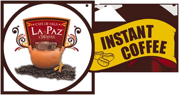 Café La Paz Logo